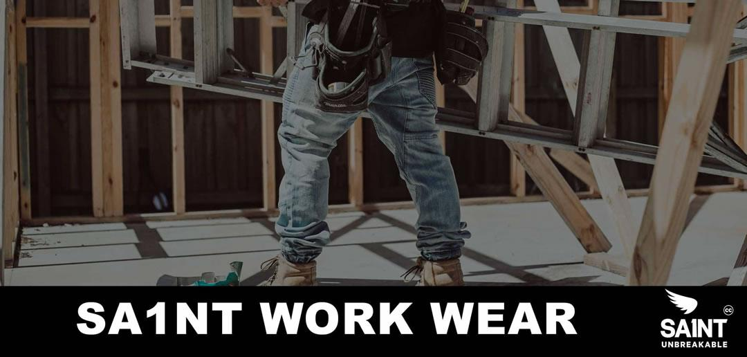 Saint Moto ja work wear