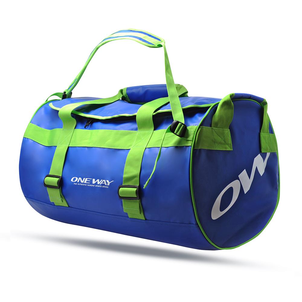 ONEWAY DUFFLE DOO 90L bag, blue green OW 90134