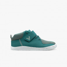 Vivobarefoot Primus Bootie Junior everglade green