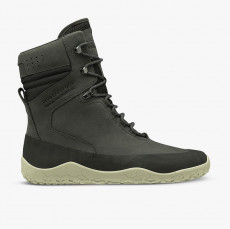 Vivobarefoot Tracker HI Firm Ground Ladies Obsidian