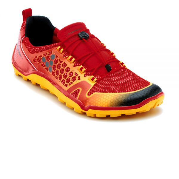 Vivobarefoot AW 14 TrailFreak Mens red/orange