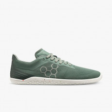 Vivobarefoot Geo Racer II Mens Sea Green