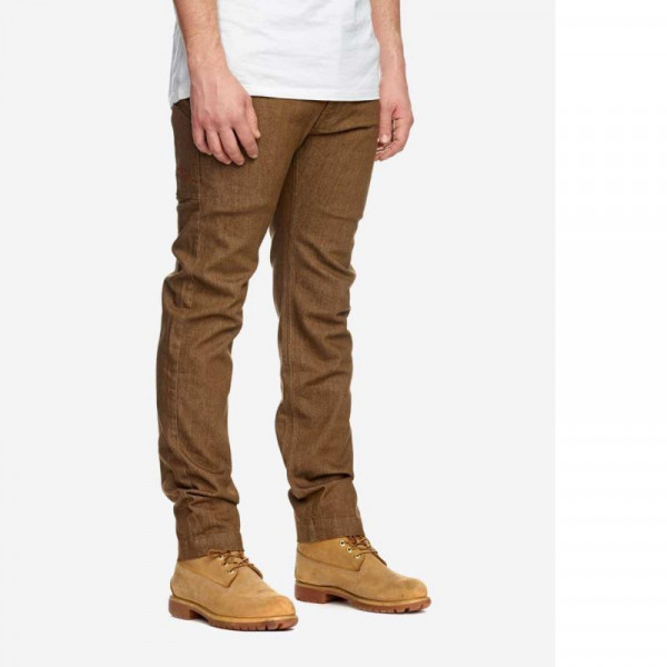 Saint-Works Works Twill Chino - Stone