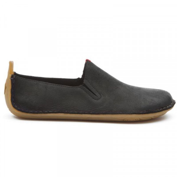 Vivobarefoot Ababa Leather Black Mens