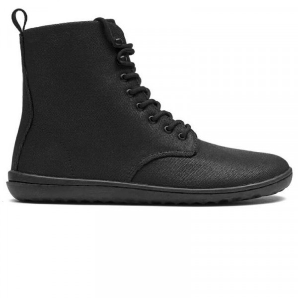 Vivobarefoot Gobi HI 2.0 Eco Canvas Black