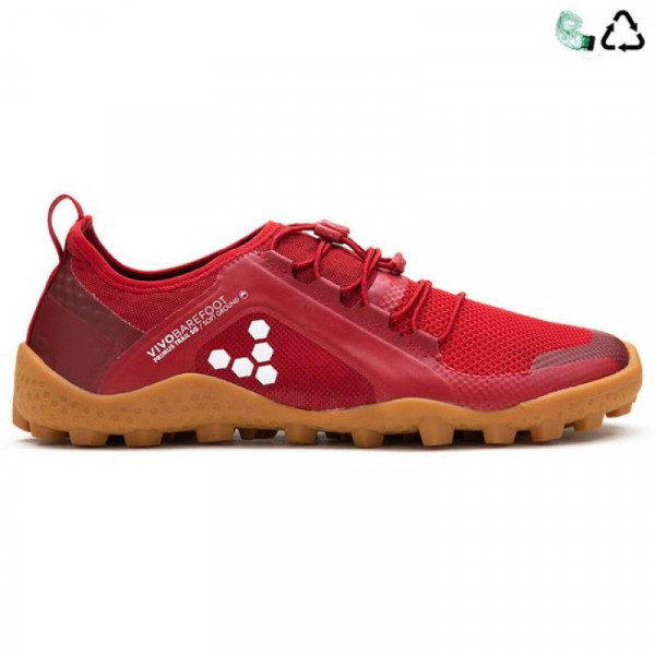 Vivobarefoot Primus Trail SG Ladies Red