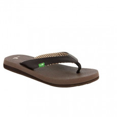 Sanuk Yoga Mat Brown