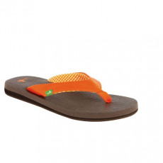 Sanuk Yoga Mat Orange