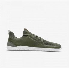 Vivobarefoot Primus Knit Mens Olive green