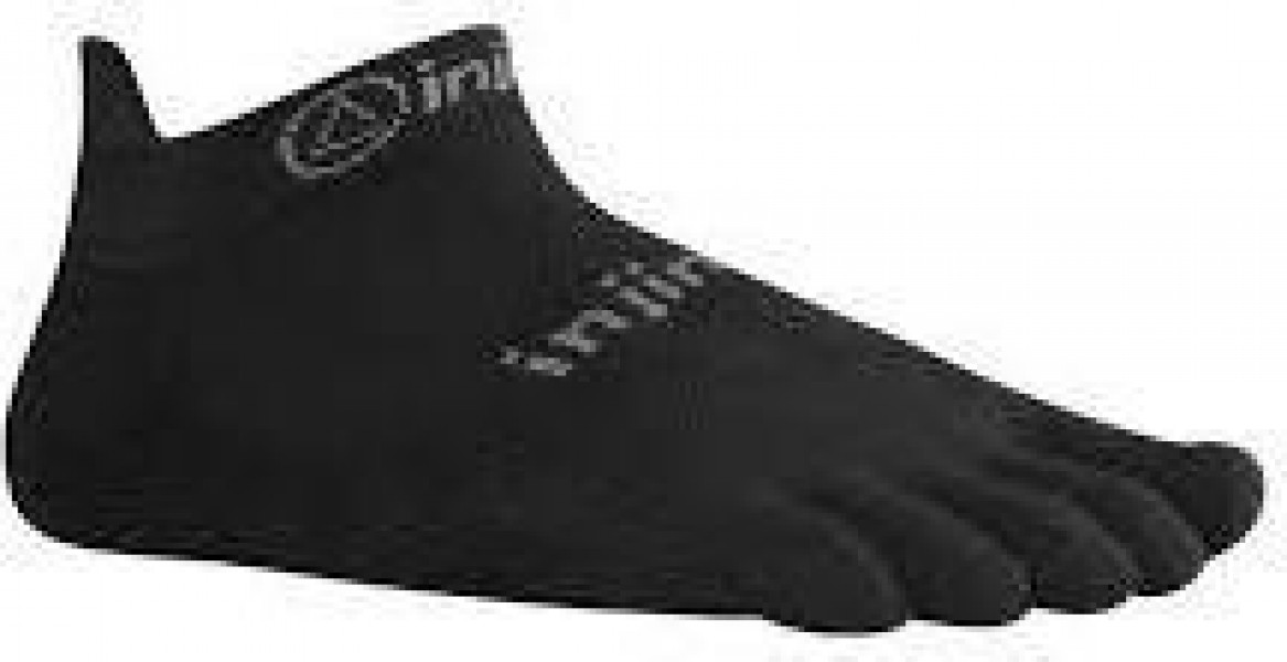 Injinji Injinji Run LW No-Show Black