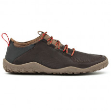 Vivobarefoot PRIMUS TREK Men Leather Dk Brown